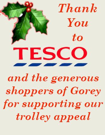 GYNG Tesco Trolley appeal 2018